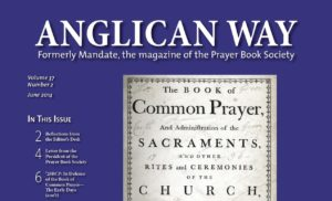 Praising the Book of Common Prayer for its Literary Style