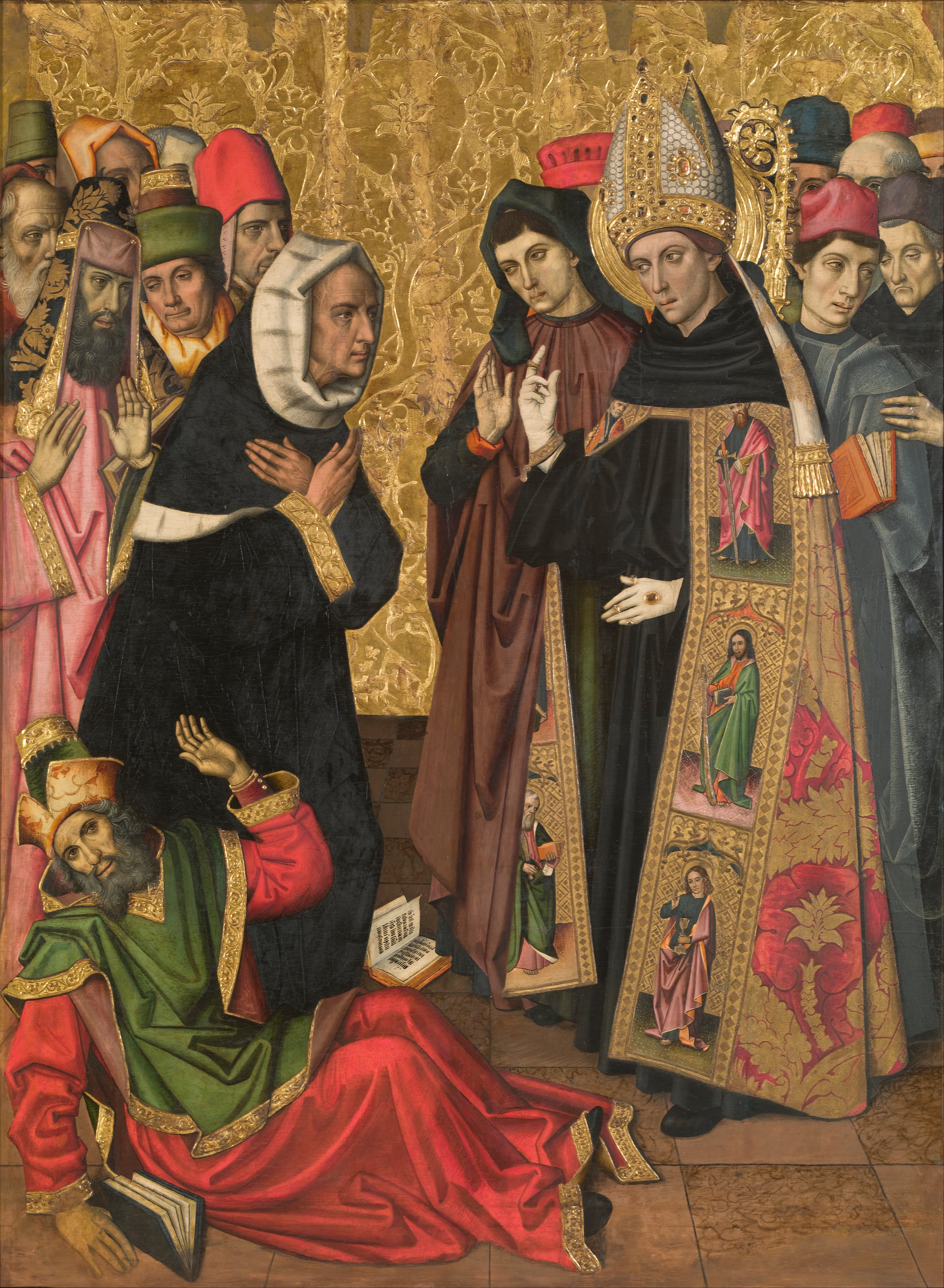 Vergós_Group_-_Saint_Augustine_Disputing_with_the_Heretics_-_Google_Art_Project
