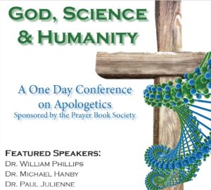 God Science and Humanity Colloquium on 10th February in Potomac